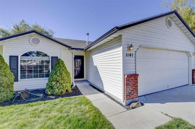 1141 W Jacksnipe Dr, Meridian, ID 83642 (MLS #98707467) :: Jon Gosche Real Estate, LLC