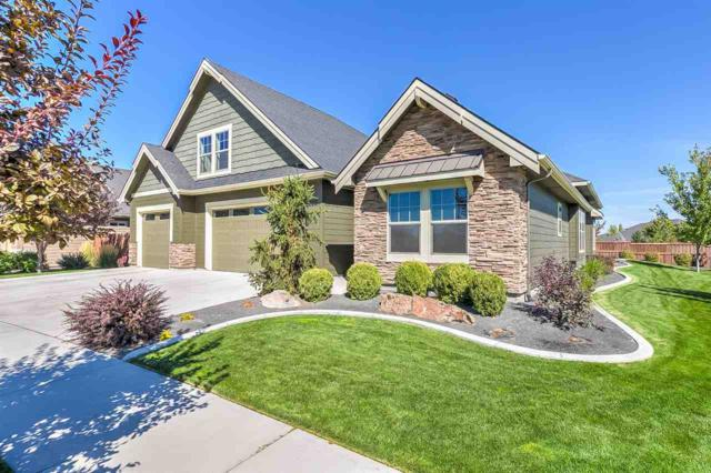 6920 N Moon Drummer Way, Meridian, ID 83646 (MLS #98707496) :: Jon Gosche Real Estate, LLC