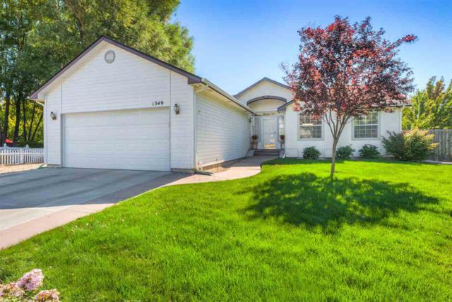 1349 W Chance, Eagle, ID 83616 (MLS #98707502) :: Full Sail Real Estate