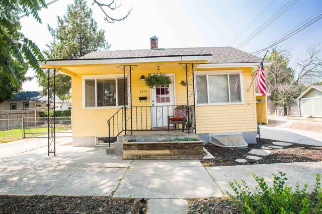 1515 10th St S, Nampa, ID 83651 (MLS #98707722) :: Keller Williams Realty Boise