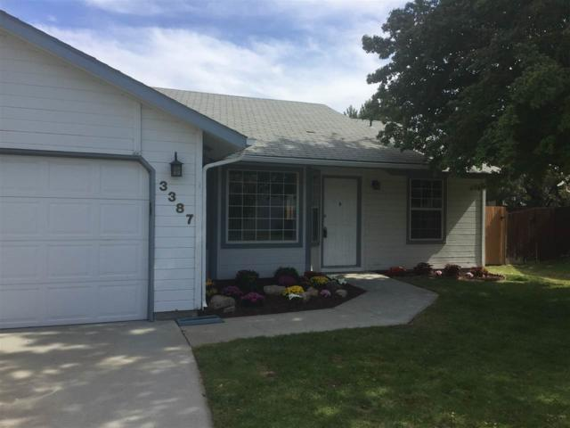 3387 E Anemone Ct, Boise, ID 83716 (MLS #98707732) :: Jon Gosche Real Estate, LLC