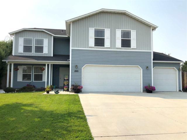 320 E Walcott Lakes, Middleton, ID 83644 (MLS #98707743) :: Juniper Realty Group