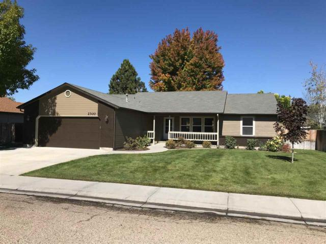2300 Kristy Place, Nampa, ID 83651 (MLS #98707826) :: Juniper Realty Group