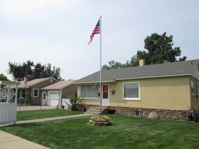 895 N 7th East, Mountain Home, ID 83647 (MLS #98707883) :: Team One Group Real Estate