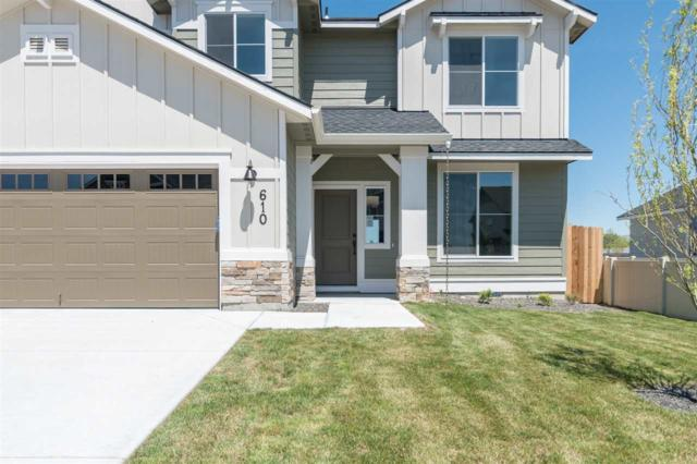 2167 N Swainson Ave., Meridian, ID 83642 (MLS #98707905) :: Build Idaho