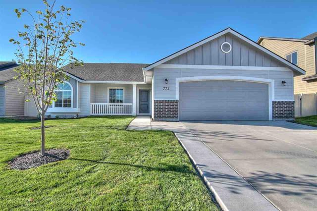 17750 N Newdale Ave., Nampa, ID 83687 (MLS #98708099) :: Full Sail Real Estate