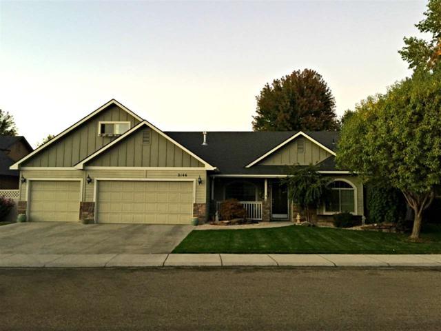 2146 W Trestle, Meridian, ID 83646 (MLS #98708273) :: Full Sail Real Estate