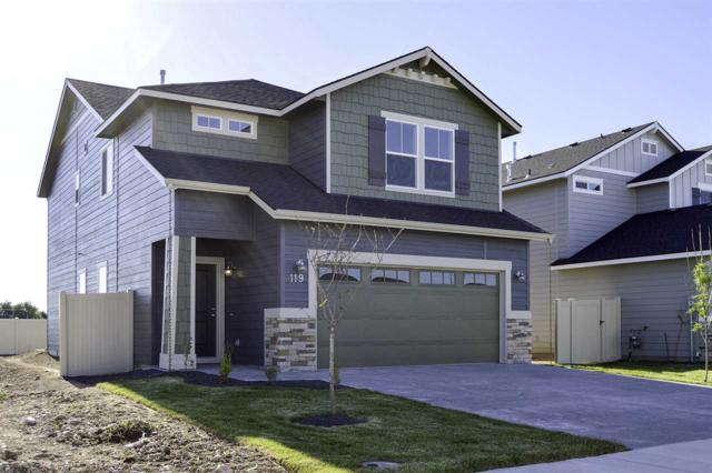 3374 S Glacier Bay Ave, Meridian, ID 83642 (MLS #98708287) :: Zuber Group