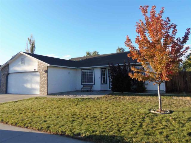 715 Kyle Street, Mountain Home, ID 83647 (MLS #98708481) :: Juniper Realty Group