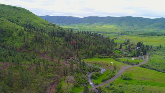 31351 Second Fork Rd, Ola, ID 83657 (MLS #98708758) :: Idahome and Land