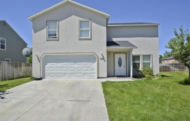 759 S Ahsahka Way, Middleton, ID 83644 (MLS #98708788) :: Boise River Realty