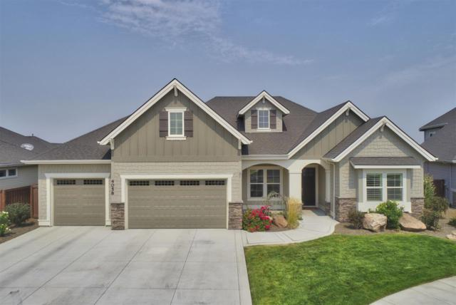 4058 W Wolf Rapids St, Meridian, ID 83646 (MLS #98708790) :: Team One Group Real Estate