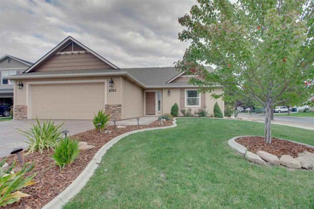4362 N Heritage Woods Way, Meridian, ID 83646 (MLS #98708959) :: Jackie Rudolph Real Estate