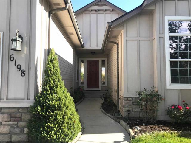 6198 S Bluebeard Way, Boise, ID 83716 (MLS #98709159) :: Jon Gosche Real Estate, LLC