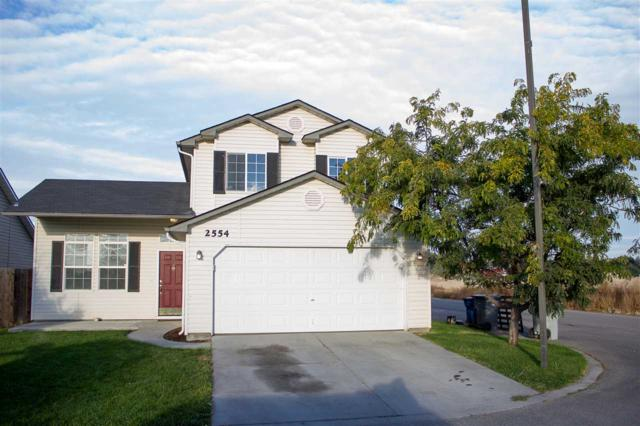2554 E Cinnamon Lane, Nampa, ID 83687 (MLS #98709218) :: Team One Group Real Estate