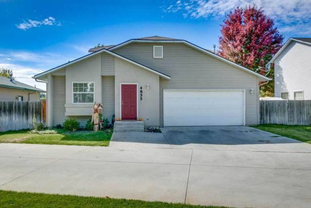 4855 W Mystic Cove Way, Garden City, ID 83714 (MLS #98709296) :: Boise River Realty