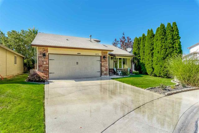 2473 S Sea Pines Place, Boise, ID 83705 (MLS #98709364) :: Jon Gosche Real Estate, LLC