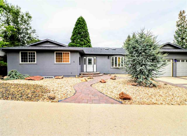1503 E Shenandoah Drive, Boise, ID 83712 (MLS #98709586) :: Team One Group Real Estate