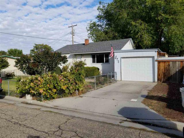 416 E Sheridan Ave, Nampa, ID 83686 (MLS #98709601) :: Boise River Realty