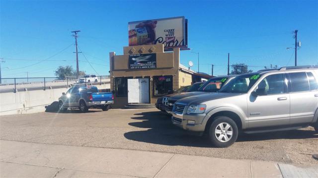 1604 S First St, Nampa, ID 84651 (MLS #98709625) :: Jon Gosche Real Estate, LLC