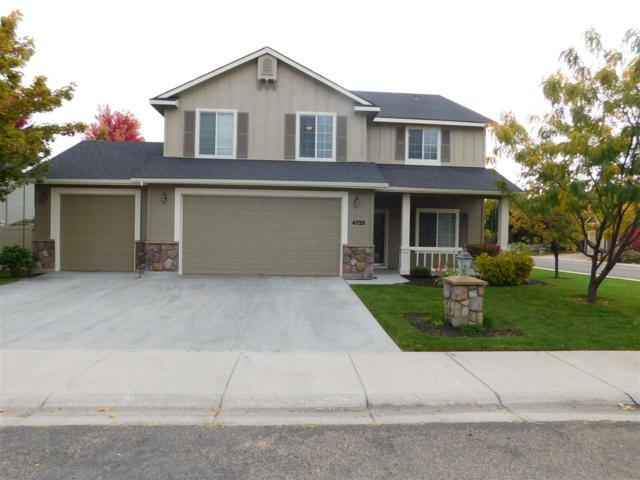 4725 W White Birch Dr, Meridian, ID 83646 (MLS #98709660) :: Jackie Rudolph Real Estate