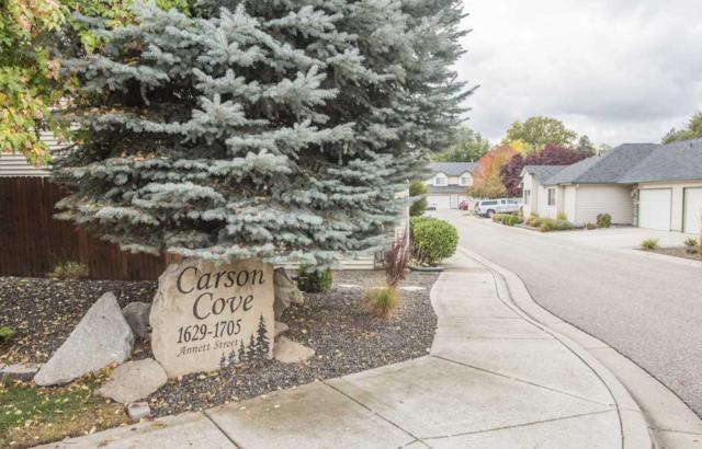 1675 S Annett, Boise, ID 83705 (MLS #98709695) :: JP Realty Group at Keller Williams Realty Boise