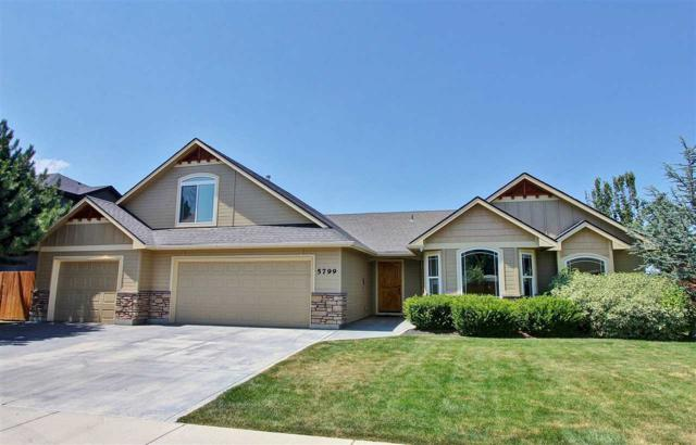 5799 S Acheron Ave., Boise, ID 83709 (MLS #98709697) :: Team One Group Real Estate