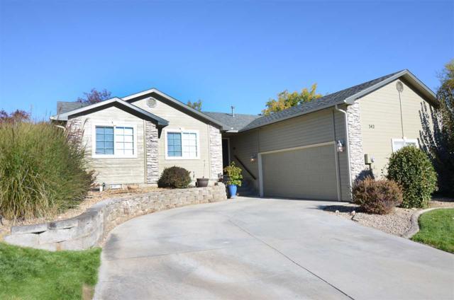 342 W Bloomington Dr., Meridian, ID 83642 (MLS #98709725) :: Boise River Realty