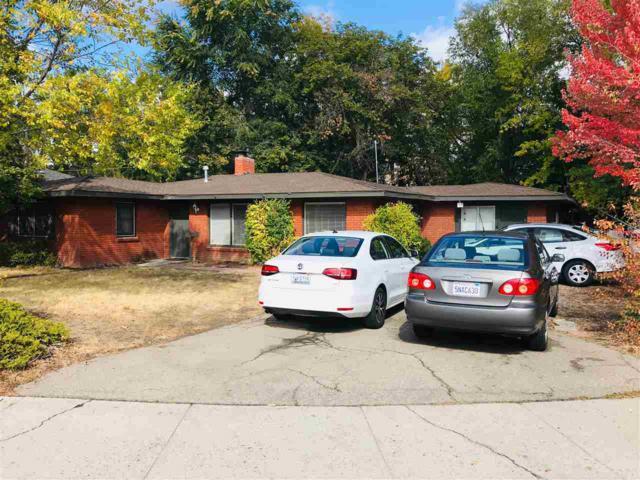 1411 Chrisway Drive, Boise, ID 83706 (MLS #98709770) :: Boise River Realty