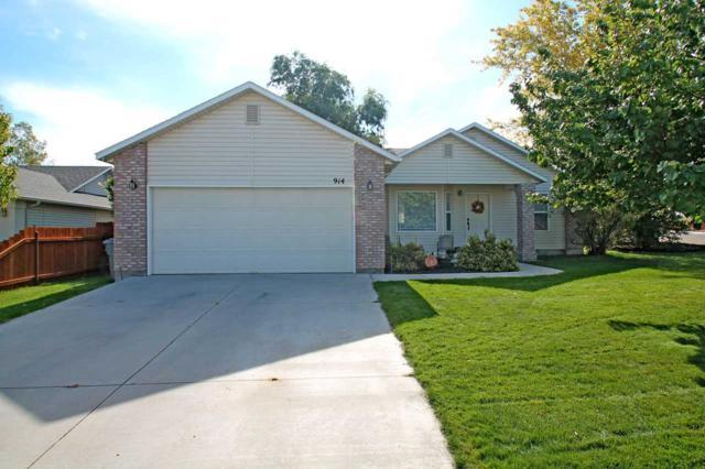 914 Springwater Ct, Caldwell, ID 83607 (MLS #98709771) :: Keller Williams Realty Boise