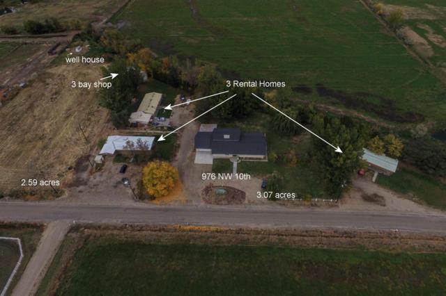 976 NW 10th Ave, Payette, ID 83661 (MLS #98709776) :: Jon Gosche Real Estate, LLC