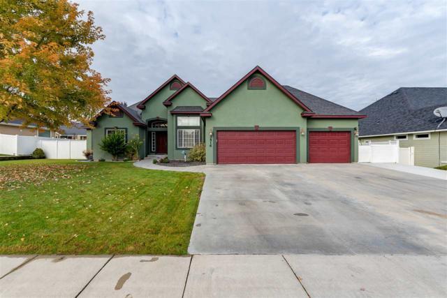 3516 Sunset Ave, Caldwell, ID 83605 (MLS #98709797) :: Build Idaho