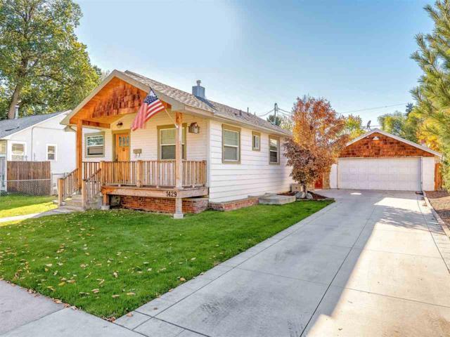 1429 S Denver Ave., Boise, ID 83706 (MLS #98709826) :: Team One Group Real Estate