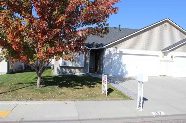 182 E Carmel Dr, Meridian, ID 83646 (MLS #98709912) :: Jon Gosche Real Estate, LLC