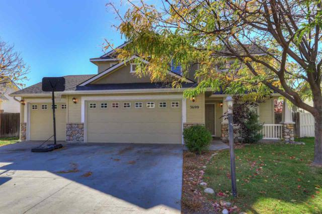 3699 S Upper Fork Way, Boise, ID 83709 (MLS #98709963) :: Full Sail Real Estate
