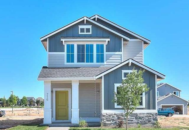 788 S Boardwalk Row, Meridian, ID 83642 (MLS #98709995) :: Zuber Group