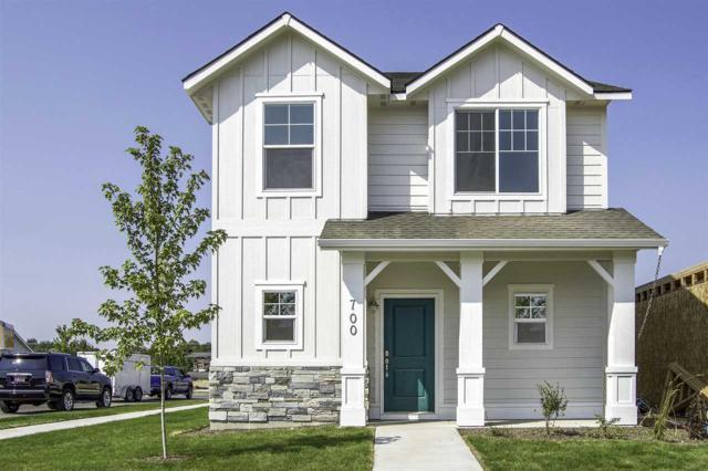 764 S Boardwalk Row, Meridian, ID 83642 (MLS #98709997) :: Boise River Realty