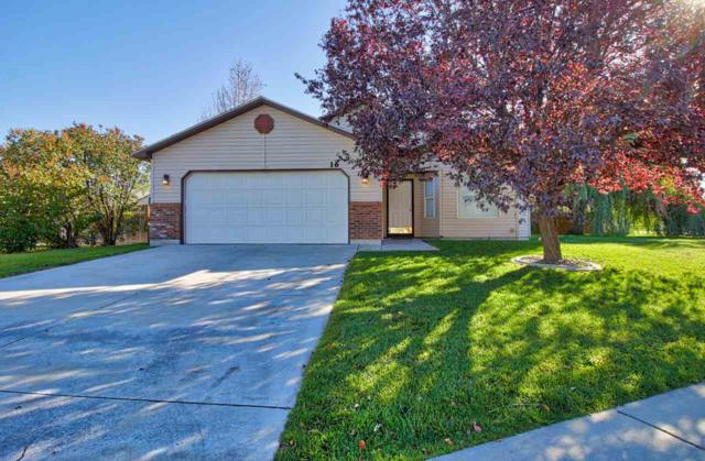 16 N Saffron, Nampa, ID 83687 (MLS #98709998) :: Team One Group Real Estate