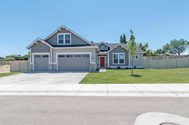 1831 S Cobble Ave, Meridian, ID 83642 (MLS #98710031) :: Full Sail Real Estate