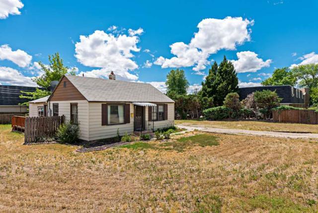 4803 W Targee St, Boise, ID 83705 (MLS #98710032) :: Jon Gosche Real Estate, LLC