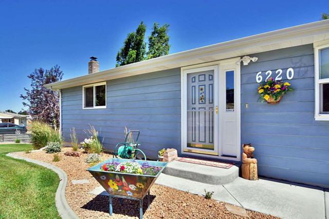 6220 E Willow Ave, Nampa, ID 83687 (MLS #98710045) :: Jon Gosche Real Estate, LLC