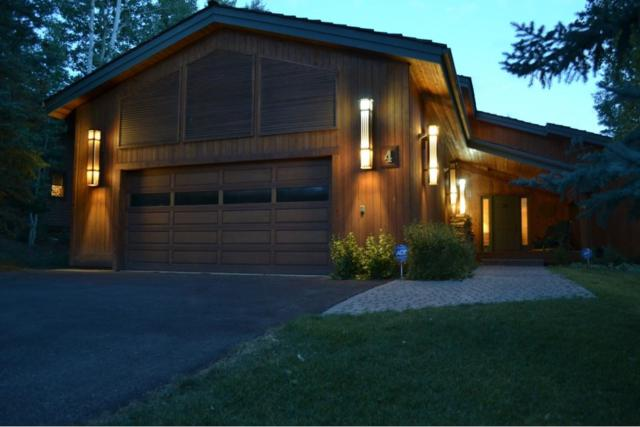 4 Huckleberry, Sun Valley, ID 83353 (MLS #98710154) :: Full Sail Real Estate