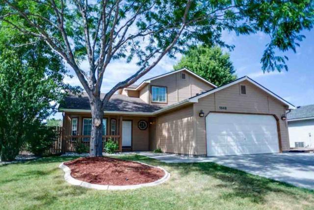 1848 E Birchwood, Eagle, ID 83616 (MLS #98710159) :: Full Sail Real Estate