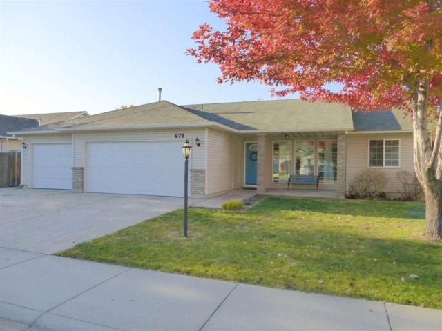 971 W Honker Drive, Meridian, ID 83642 (MLS #98710367) :: Boise River Realty