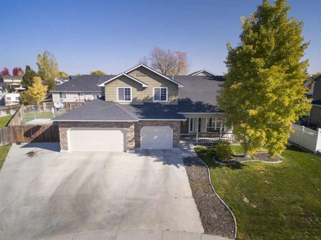 548 Willowridge, Kuna, ID 83634 (MLS #98710476) :: Juniper Realty Group
