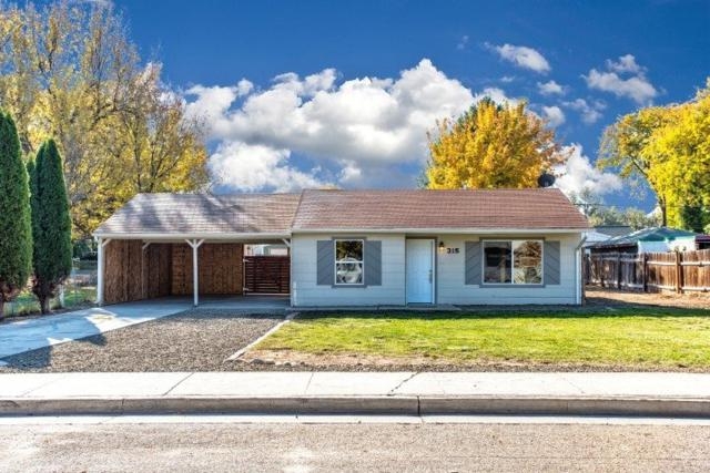315 W Elm St., Caldwell, ID 83605 (MLS #98710507) :: Jon Gosche Real Estate, LLC