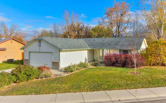 1382 E Oakridge Dr, Boise, ID 83617 (MLS #98710579) :: Jon Gosche Real Estate, LLC