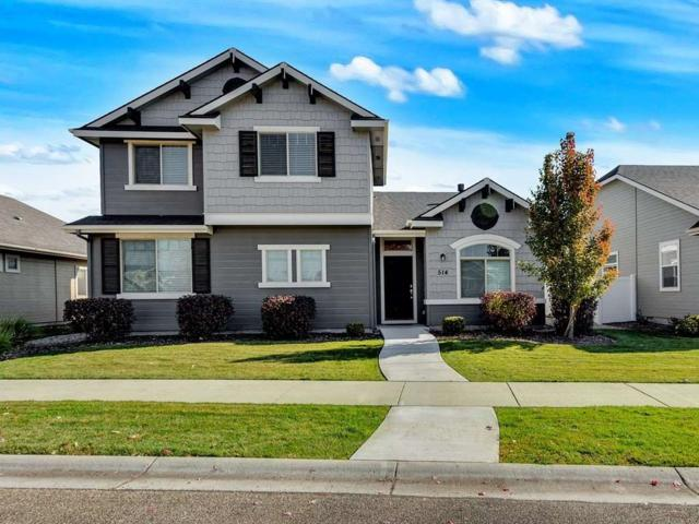 514 N Vandries Way, Eagle, ID 83616 (MLS #98710720) :: Jon Gosche Real Estate, LLC