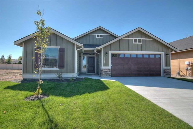 1143 E Argence Ct., Meridian, ID 83642 (MLS #98710875) :: New View Team