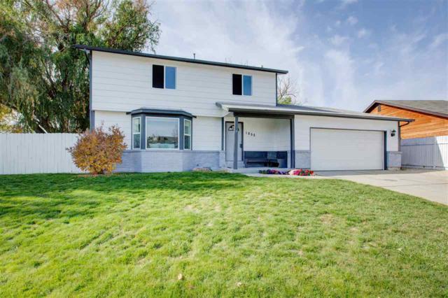 1855 N Teare, Meridian, ID 83646 (MLS #98710903) :: Full Sail Real Estate